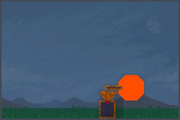 Gas bomb V.2 Pixel Art