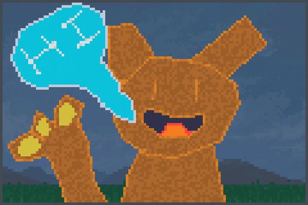 hi Pixel Art