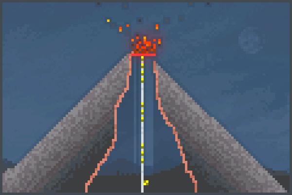 best vulkan 300 Pixel Art