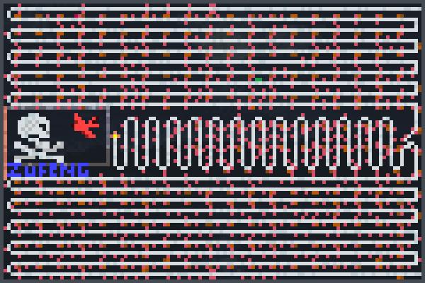jake  sparow Pixel Art