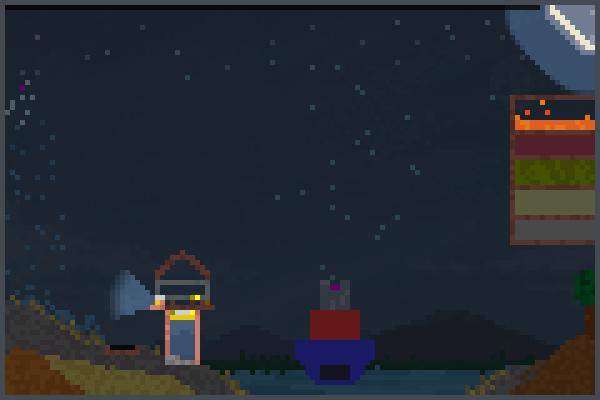 coolest place! Pixel Art