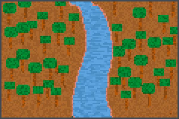 Arrollo craig Pixel Art
