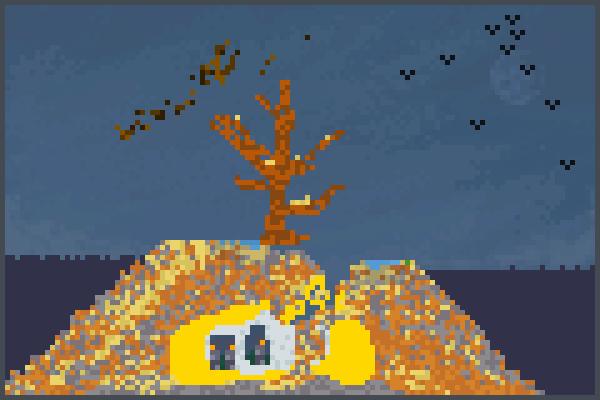 Robopoclypse Pixel Art