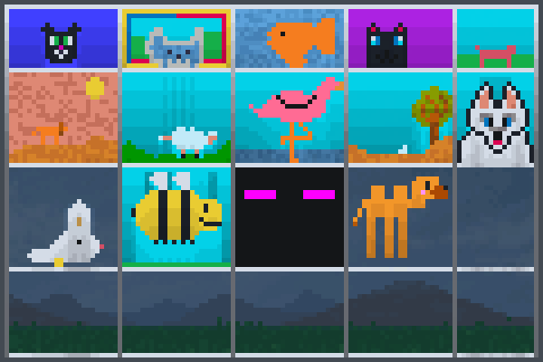 uwujbwwd Pixel Art