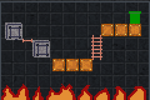 Preview The Fire Level World