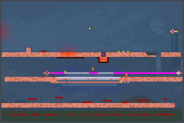 input title[66 Pixel Art