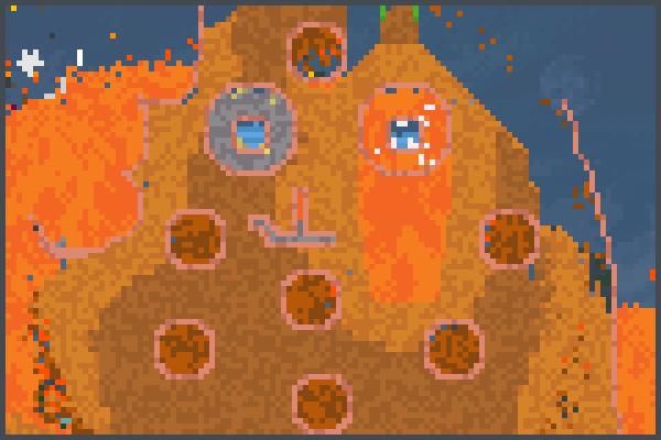 poo pants Pixel Art