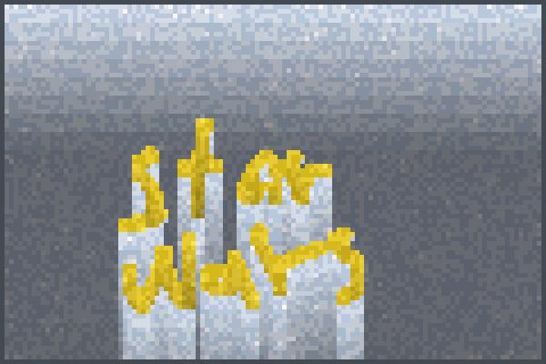 pixel star Pixel Art