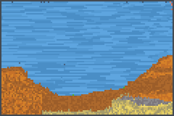 um wuat the ... Pixel Art