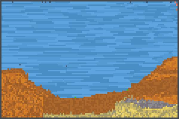 watr warold Pixel Art