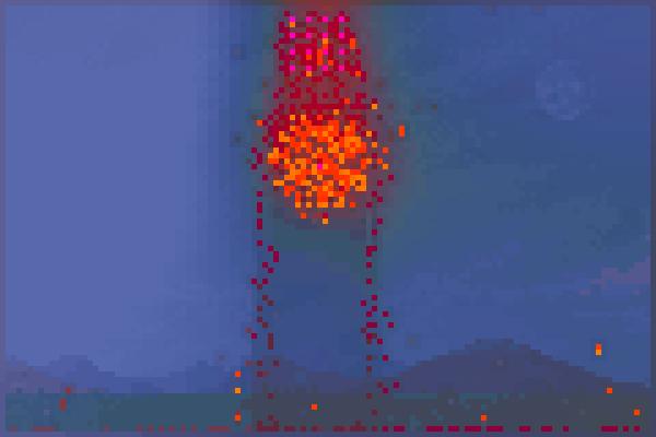 Bum Chacarron Pixel Art