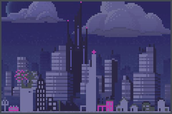 Preview city,handmade,, World