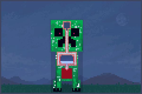 creperrrrrrrt Pixel Art