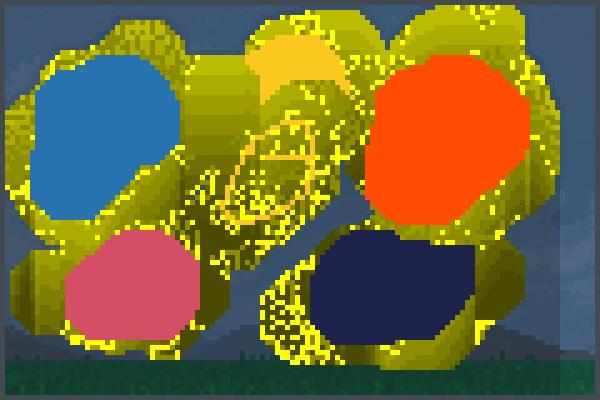 ear bracker Pixel Art