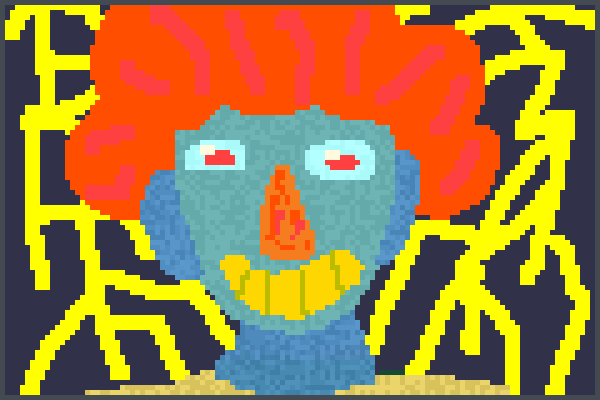 why would you Pixel Art