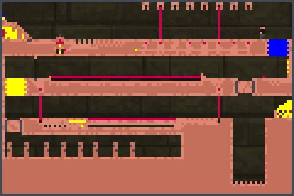 templo2 Pixel Art