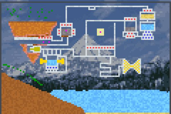 The Wrath Pixel Art