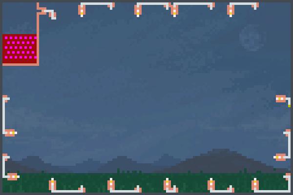Lazers!!!!=) Pixel Art
