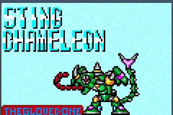 Preview Sting Chameleon World