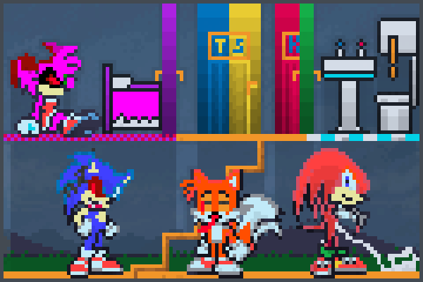 Preview sonic scary 1.0 World