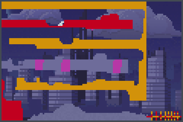 secret base.... Pixel Art
