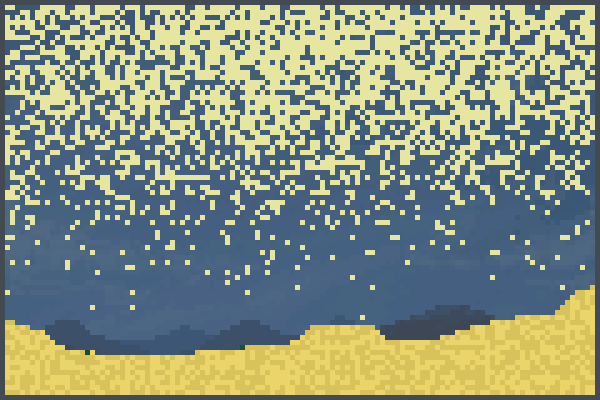world of venus Pixel Art