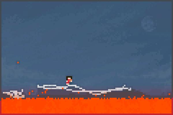 Highgrounded. Pixel Art