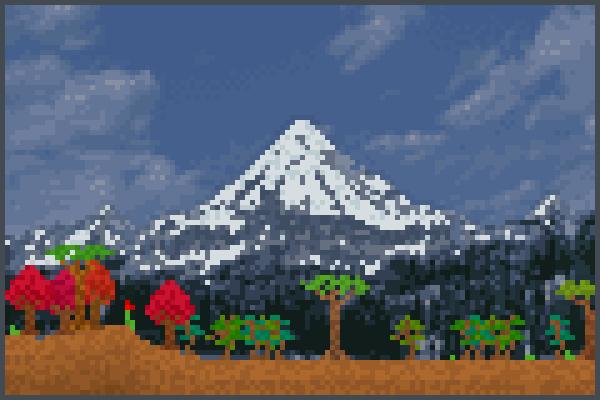 mundo faborito Pixel Art