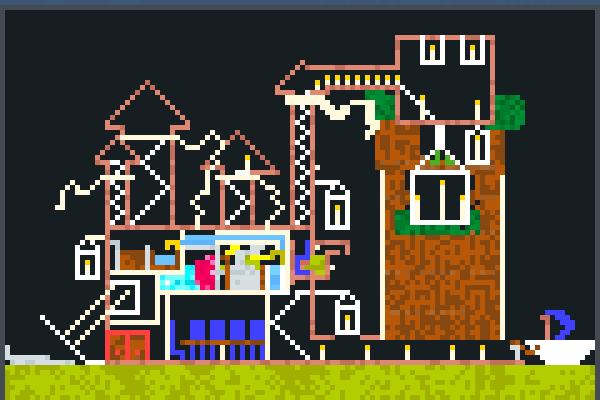 Preview a castle World